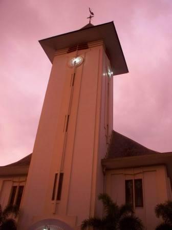gereja ayam ambarawa